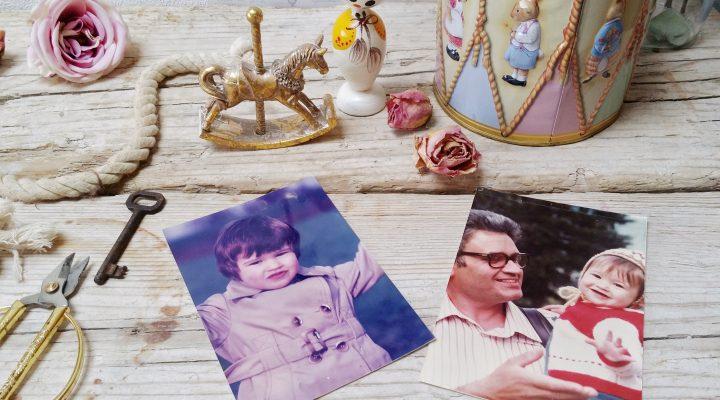 Rita bellati_foto infanzia