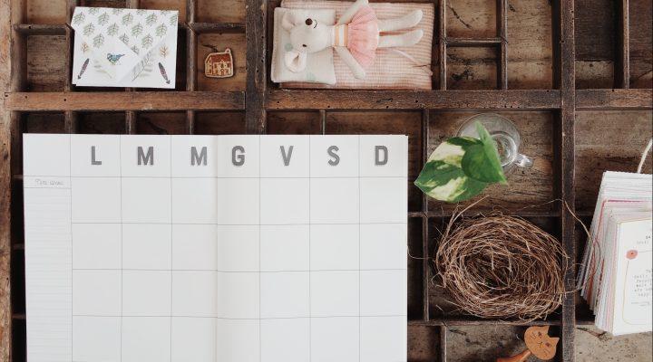 organizzazione tempo_planing_bacheca